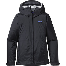 Patagonia Torrentshell Jacket Dame black